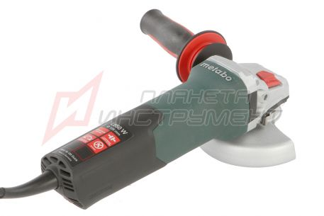 УШМ (болгарка) Metabo WEV 15-125 Quick + кейс