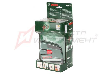 Нивелир Bosch PCL 20 0.603.008.220 - фото 6