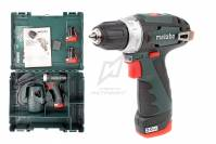 Акк. шуруповерт METABO PowerMaxx BS