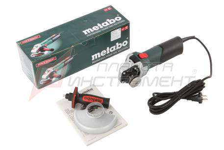 УШМ (болгарка) Metabo WEV 10-125 Quick