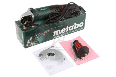УШМ (болгарка) Metabo WEV 1500-125 RT
