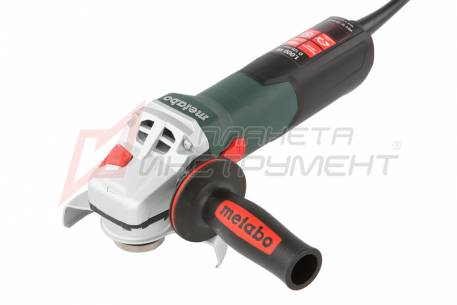 УШМ (болгарка) Metabo WEV 10-125 Quick + кейс